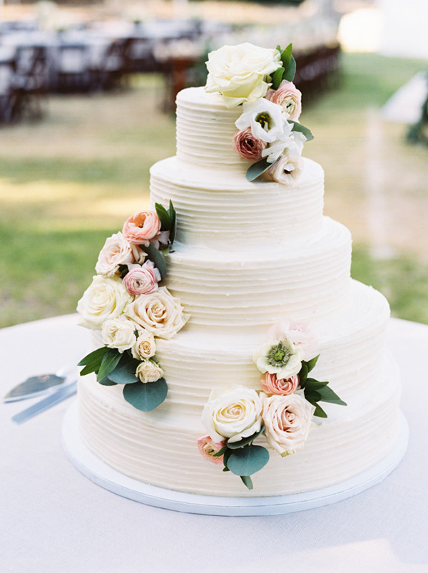 Buttercream Wedding Cakes  20 Perfect Wedding Cakes for 2017 Trends Oh Best Day Ever