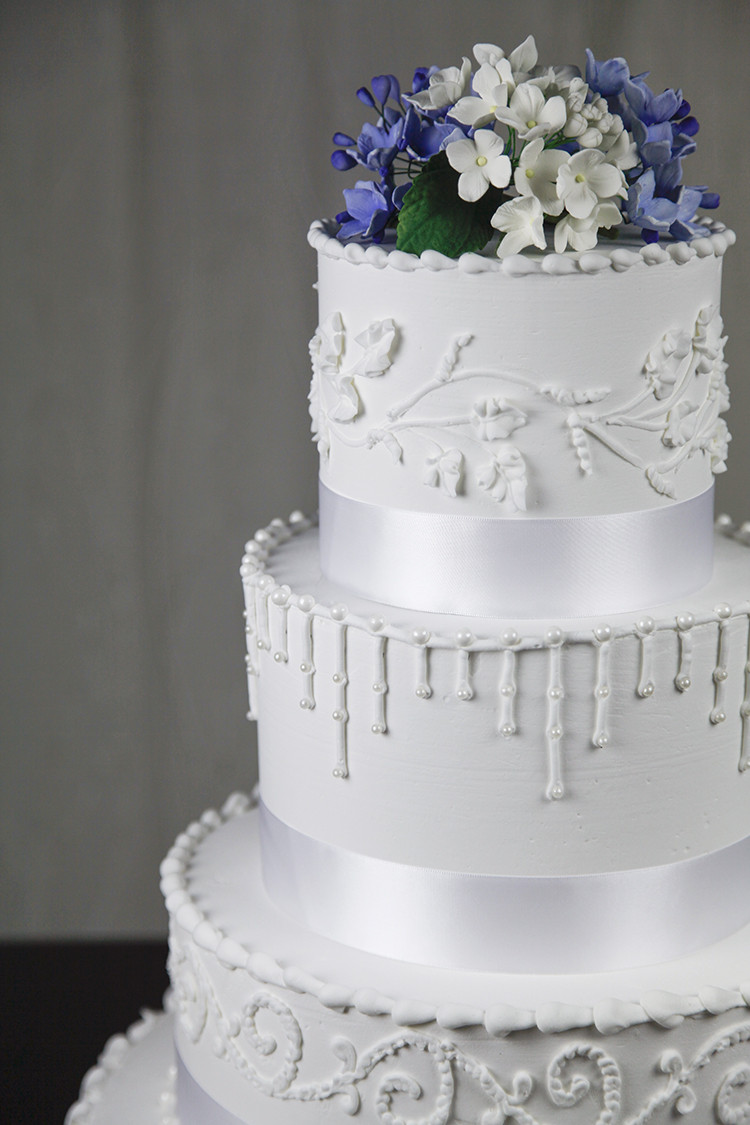 Buttercream Wedding Cakes  Buttercream Wedding Cake Wedding & Anniversary Cakes
