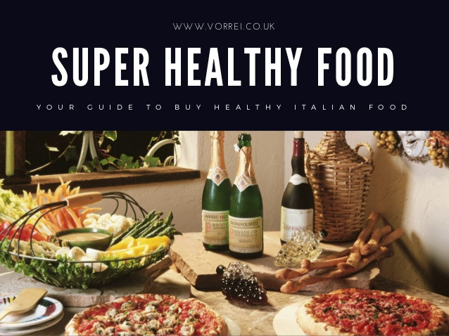Buy Healthy Snacks Online  Buy Super Healthy Italian Food line UK