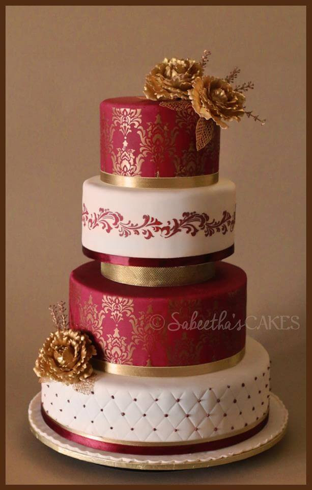 Buying Wedding Cakes  Top 10 Cake Shops In Chennai To Buy Your Dream Wedding Cake