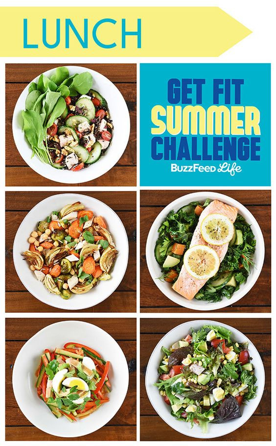 Buzzfeed Healthy Lunches  5 Healthy Lunches To Eat For BuzzFeed s Get Fit Challenge