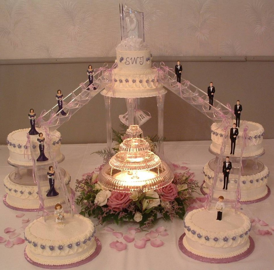 Cakes Design For Wedding  Unique Wedding Cake Designs Tips on How to Make Your