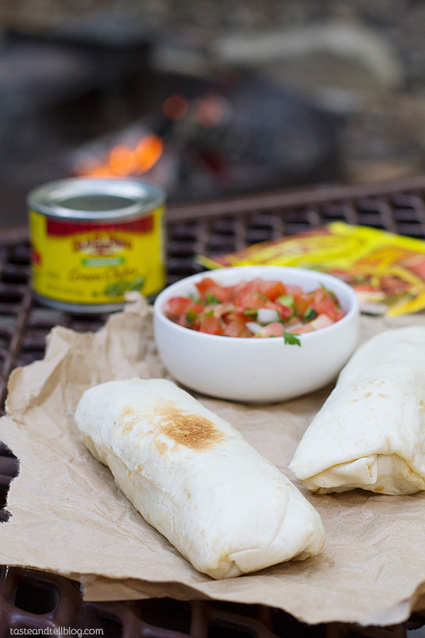 Camping Breakfast Burritos Make Ahead 20 Best Breakfast Burritos Campfire Style Taste and Tell