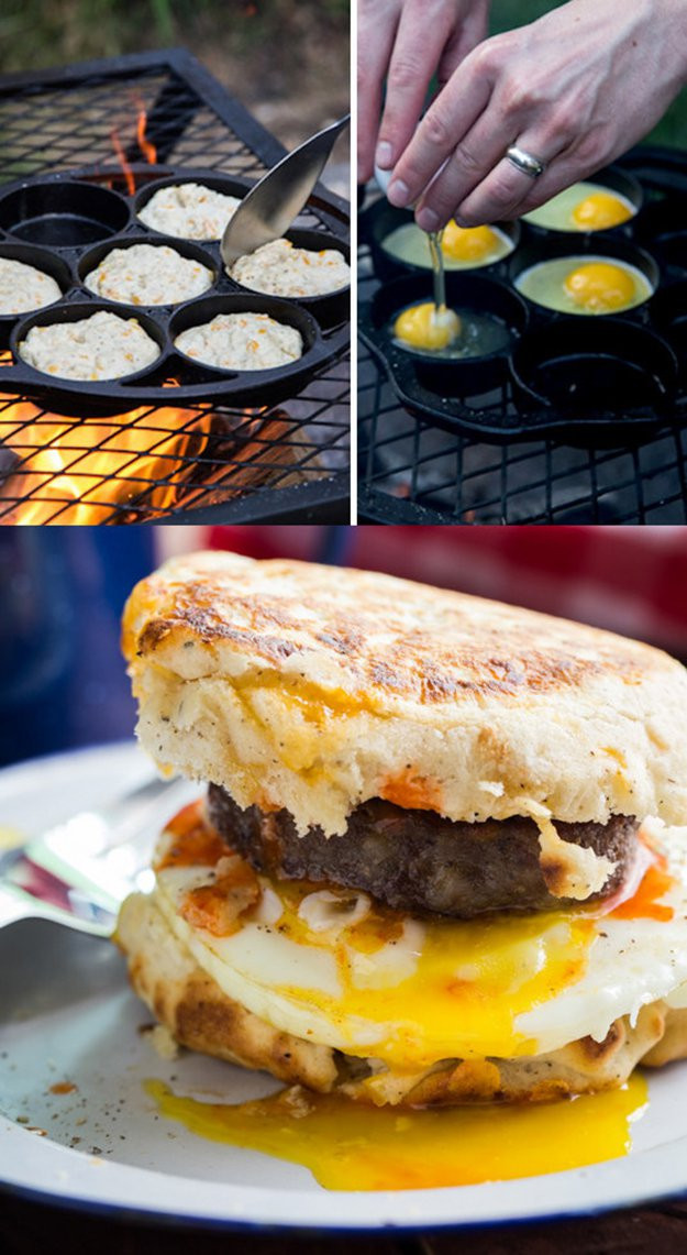 Camping Breakfast Recipes  Best Camping Recipes The 36th AVENUE