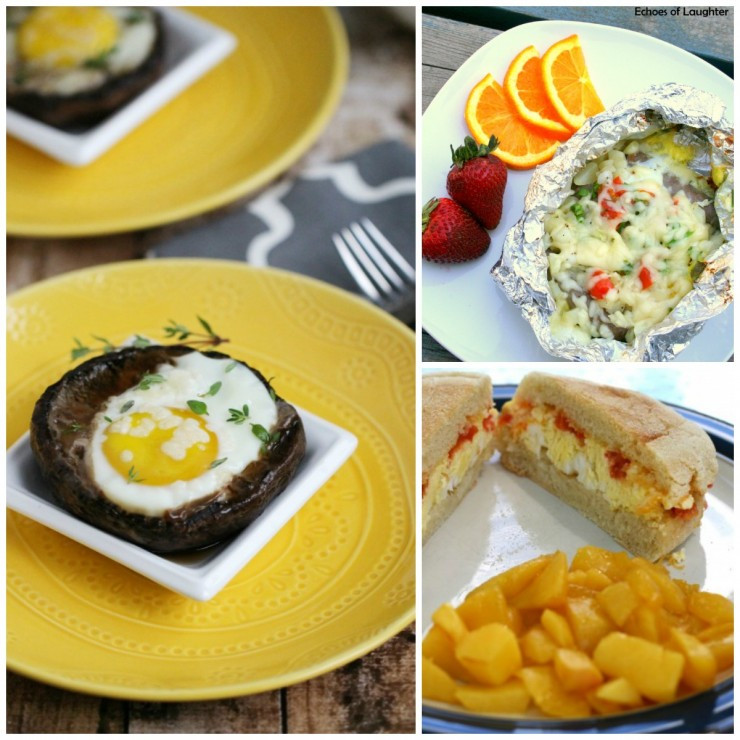 Camping Breakfast Recipes  31 Ingeniously Good Camping Recipes Frugal Mom Eh