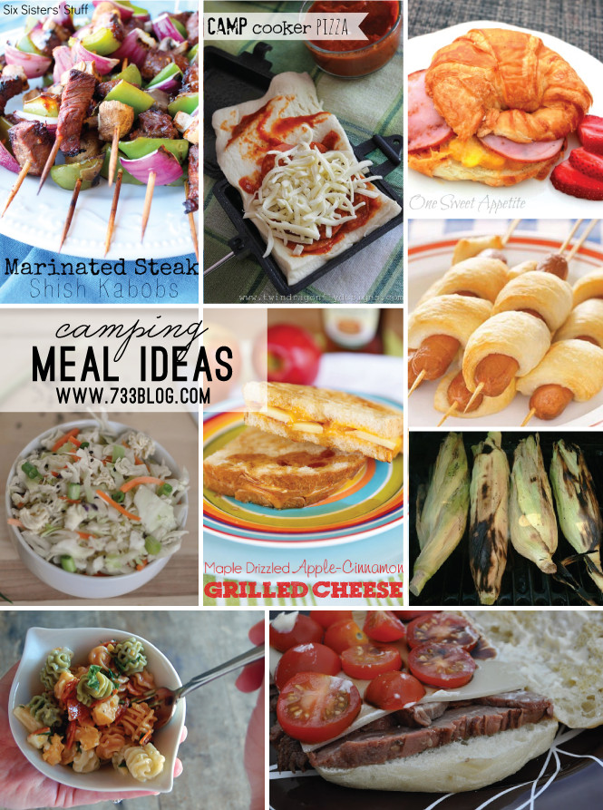 Camping Dinner Ideas  25 Camping Tips Recipes and Activities A Round Up