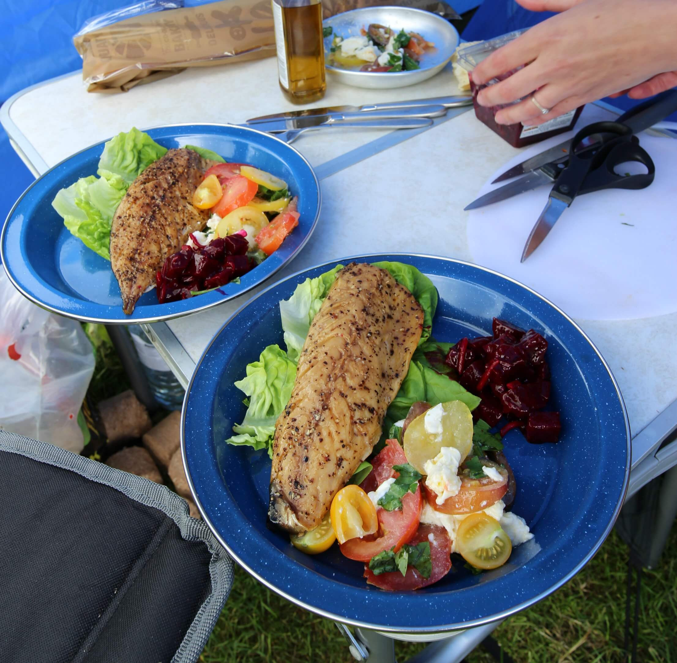 Camping Side Dishes  Camping Recipes Side Dishes