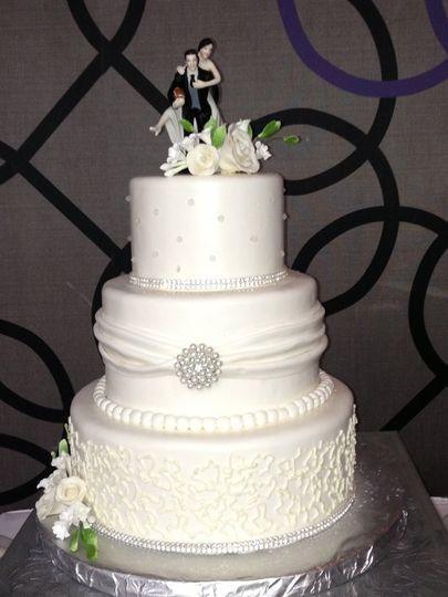 Cannoli Wedding Cakes  Holy Cannoli Sweet Shoppe LLC Wedding Cake Fairport