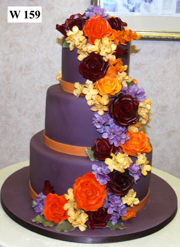 Carlo'S Bakery Wedding Cakes  Carlo s Bakery Floral Wedding Cake Designs