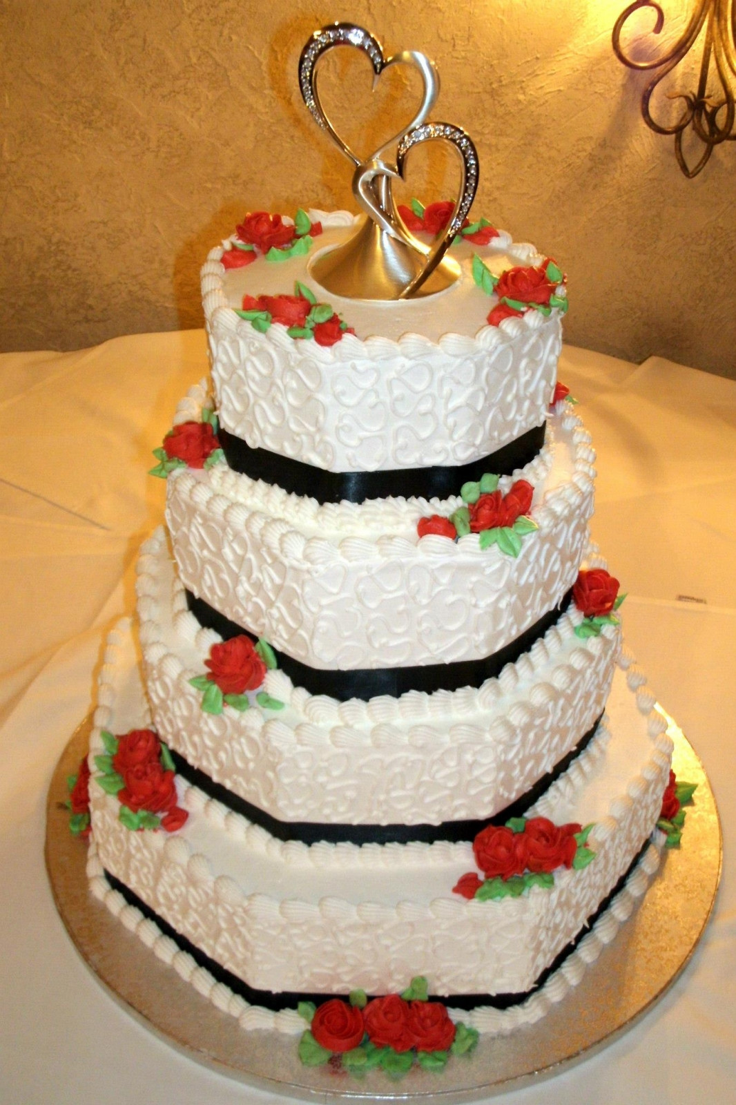 Carlo'S Bakery Wedding Cakes  Wedding Cakes