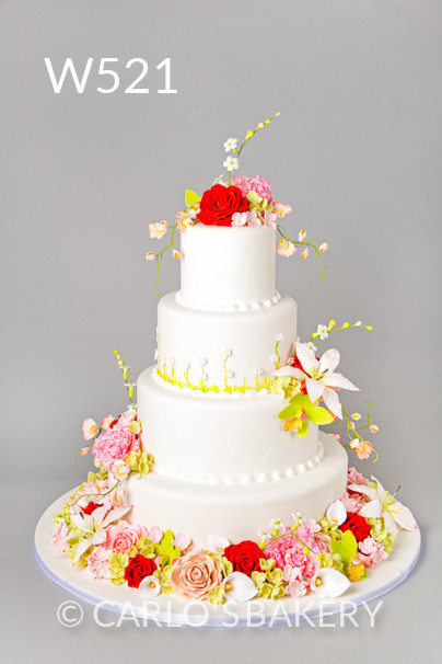 Carlo'S Bakery Wedding Cakes  Carlo s Bakery Recently Added
