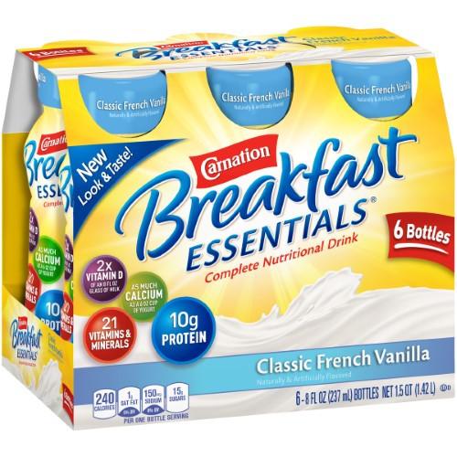 Carnation Breakfast Essentials Healthy  Carnation Breakfast Essentials plete Nutritional Drink