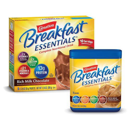 Carnation Breakfast Essentials Healthy  Quick and Easy Recipes