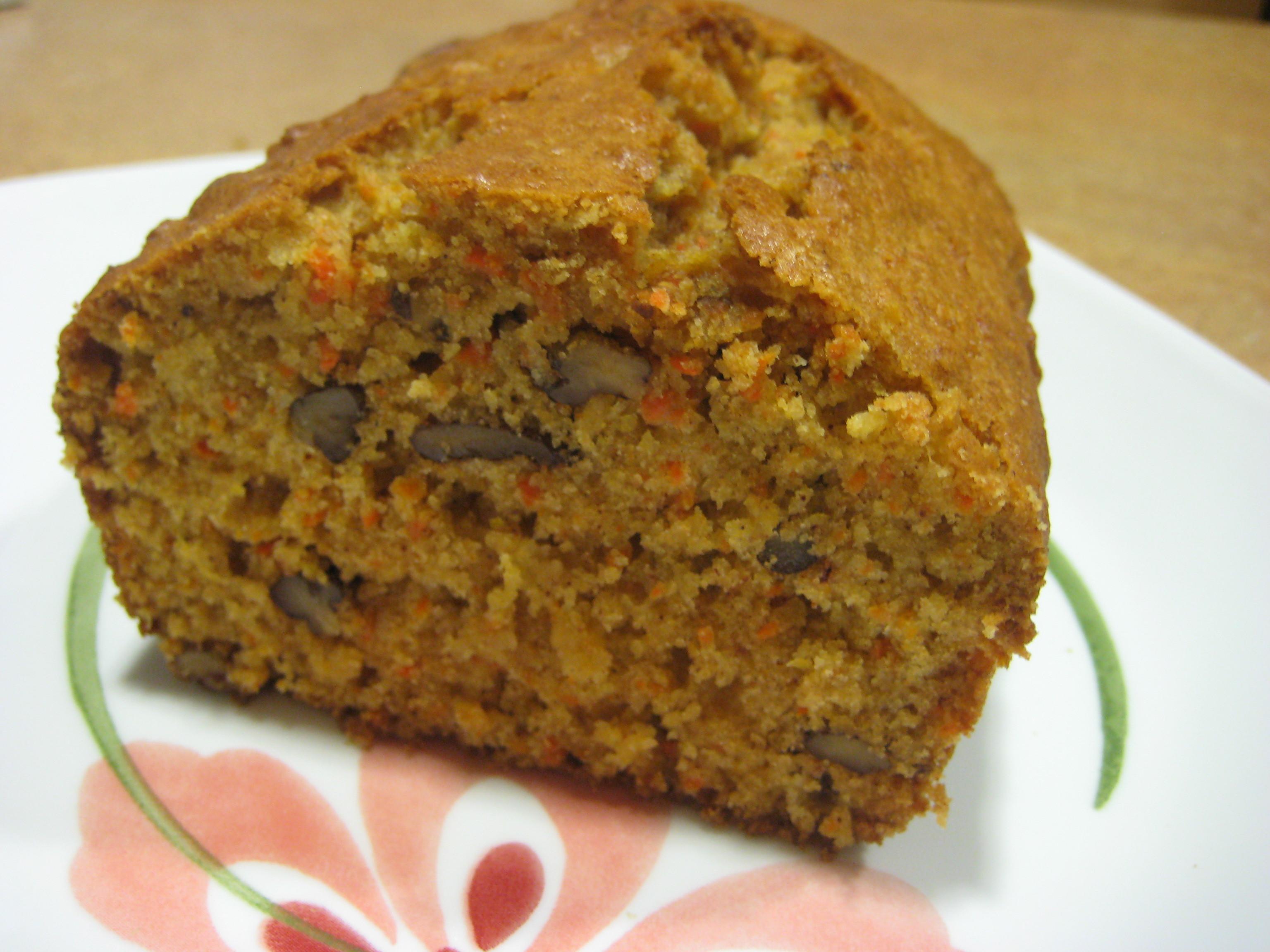 Carrot Bread Healthy  Carrot Pineapple Bread