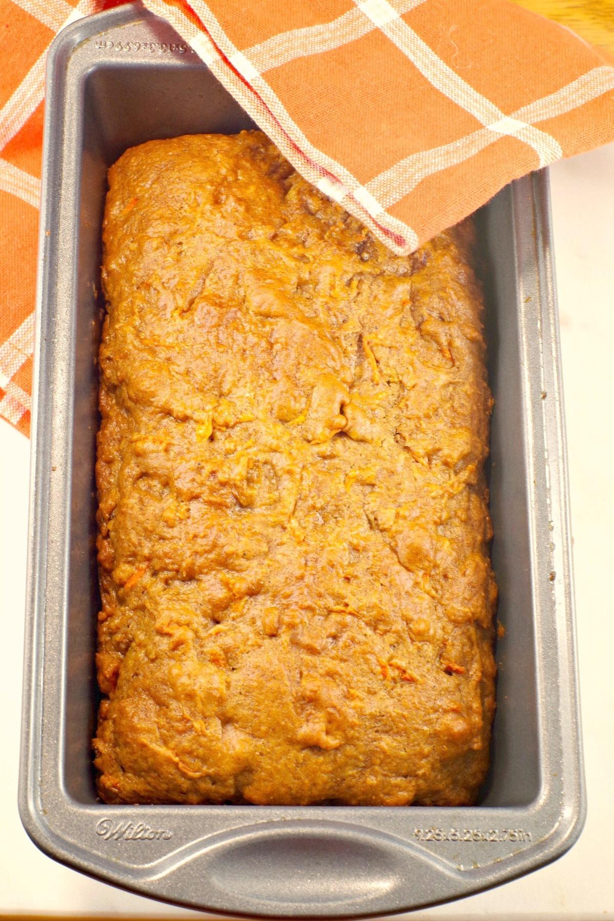 Carrot Bread Recipe Healthy  Healthy Carrot Loaf Recipe breakfast idea Food Meanderings