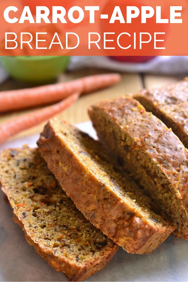 Carrot Bread Recipe Healthy  286 best Beginners Guide To Health & Fitness
