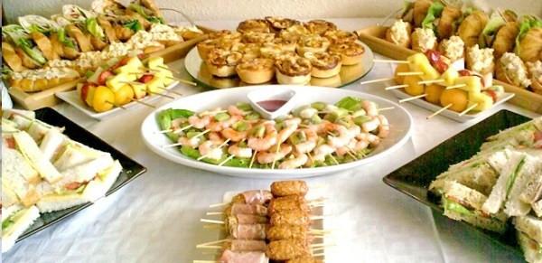 Catered Easter Dinner  Easter Buffet Ideas