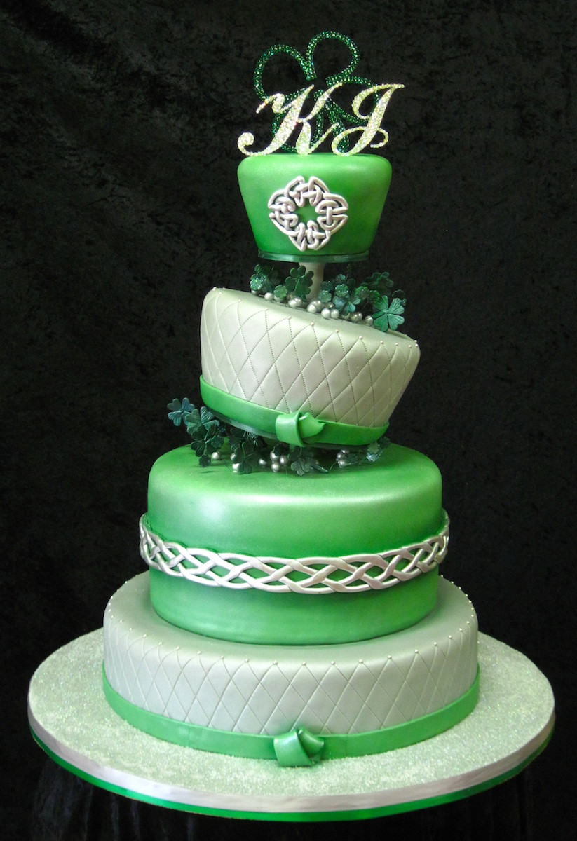 Celtic Wedding Cakes  Chocolate Monkeys Have Sprung Up This Spring