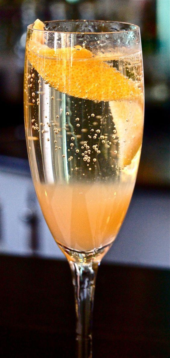 Champagne Drinks For Summer  Summer Wedding Cocktails