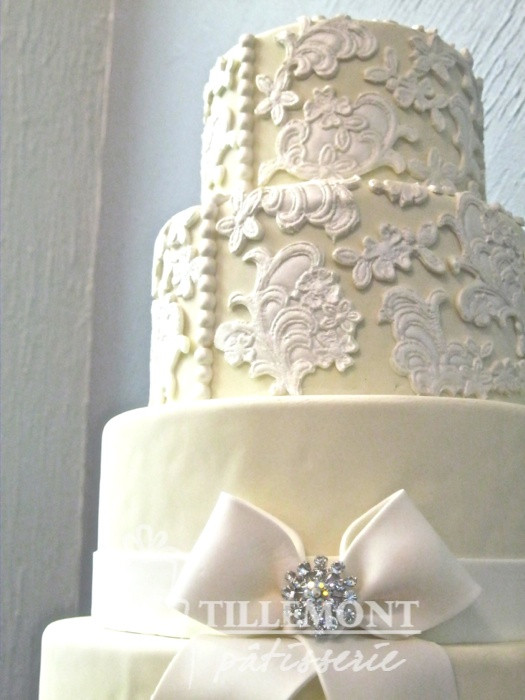 Chantilly Wedding Cakes  Pin Chantilly Lace Cake on Pinterest