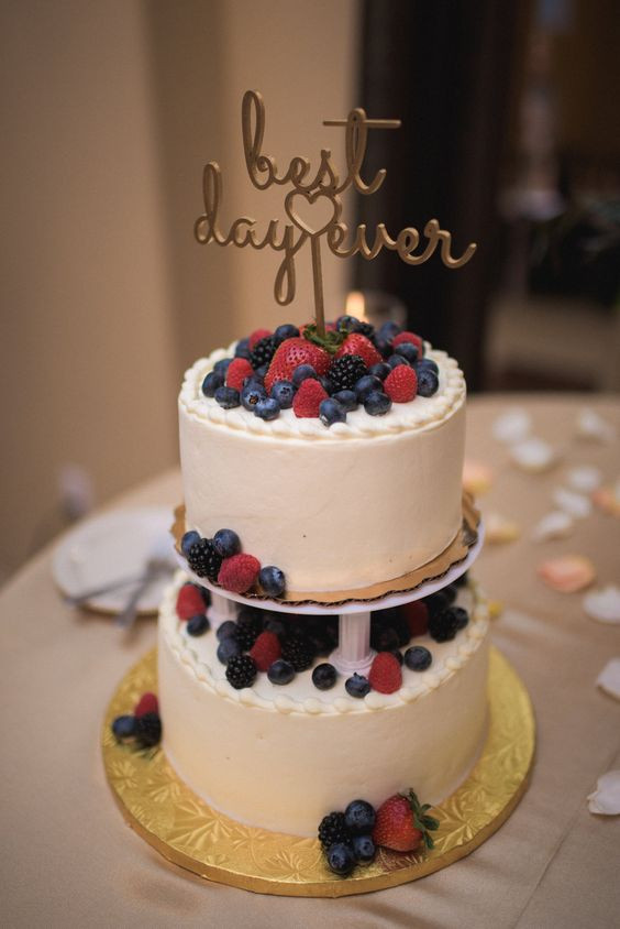 Chantilly Wedding Cakes  Whole foods Berry Chantilly wedding cake