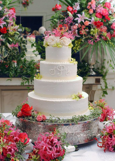 Chantilly Wedding Cakes  Specialty Cakes Clearwater FL Chantilly Cakes