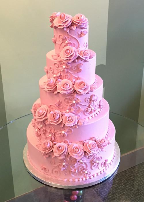 Charlotte Wedding Cakes  Charlotte Wedding Cake – Classy Girl Cupcakes
