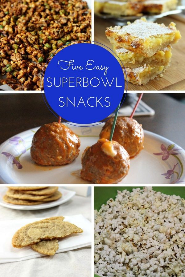 Cheap Easy Healthy Snacks  5 Cheap Easy and Healthy Snacks for Your Super Bowl