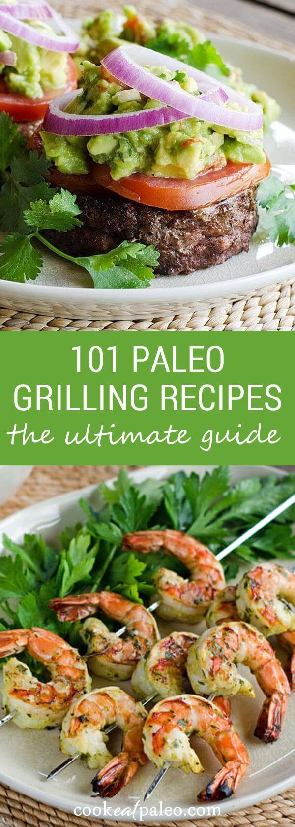 Cheap Easy Summer Dinners  101 Ultimate Paleo Grilling Recipes for Easy Summer Meals
