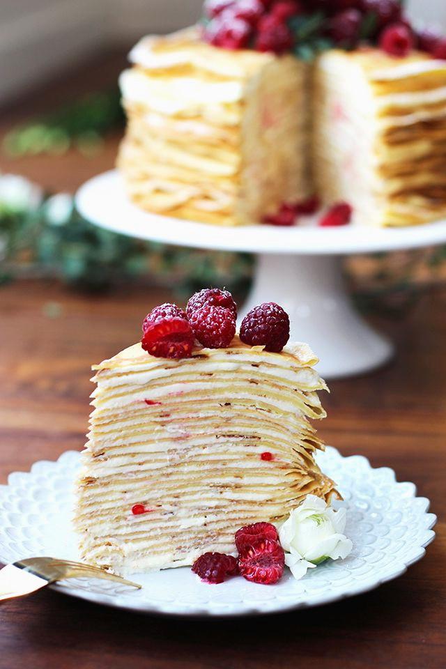 Cheap Healthy Desserts  Lemon Mascarpone Cream Crepe – Cheap Easy & Healthy Party