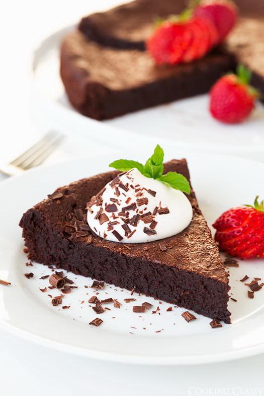 Cheap Healthy Desserts  Gluten Free Chocolate Cake – Best Cheap Easy & Healthy