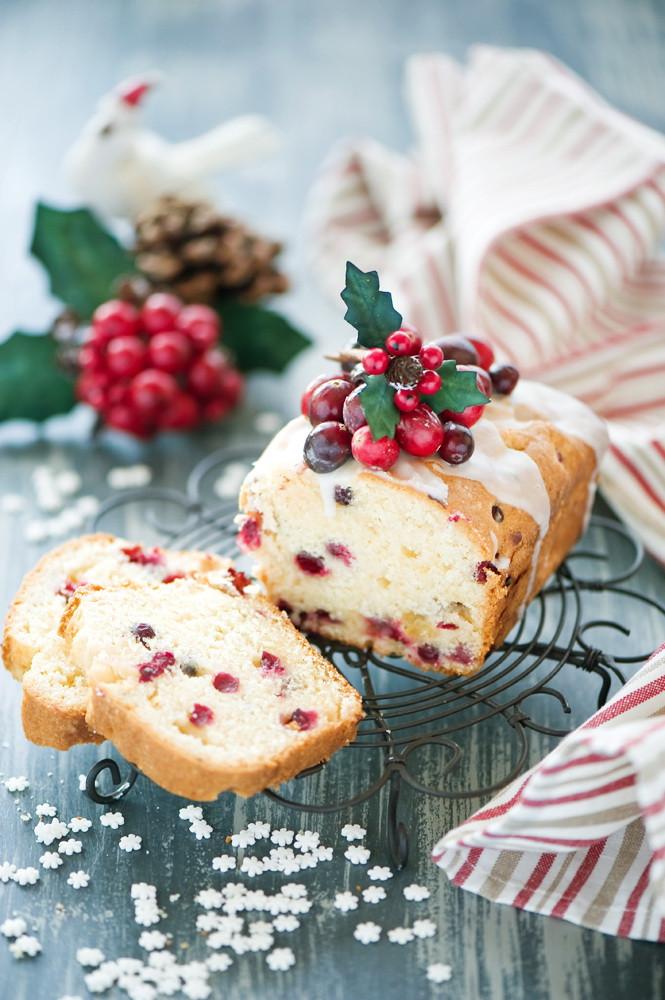 Cheap Healthy Desserts  Christmas Cranberry Cake – Cheap Healthy Dessert Recipe
