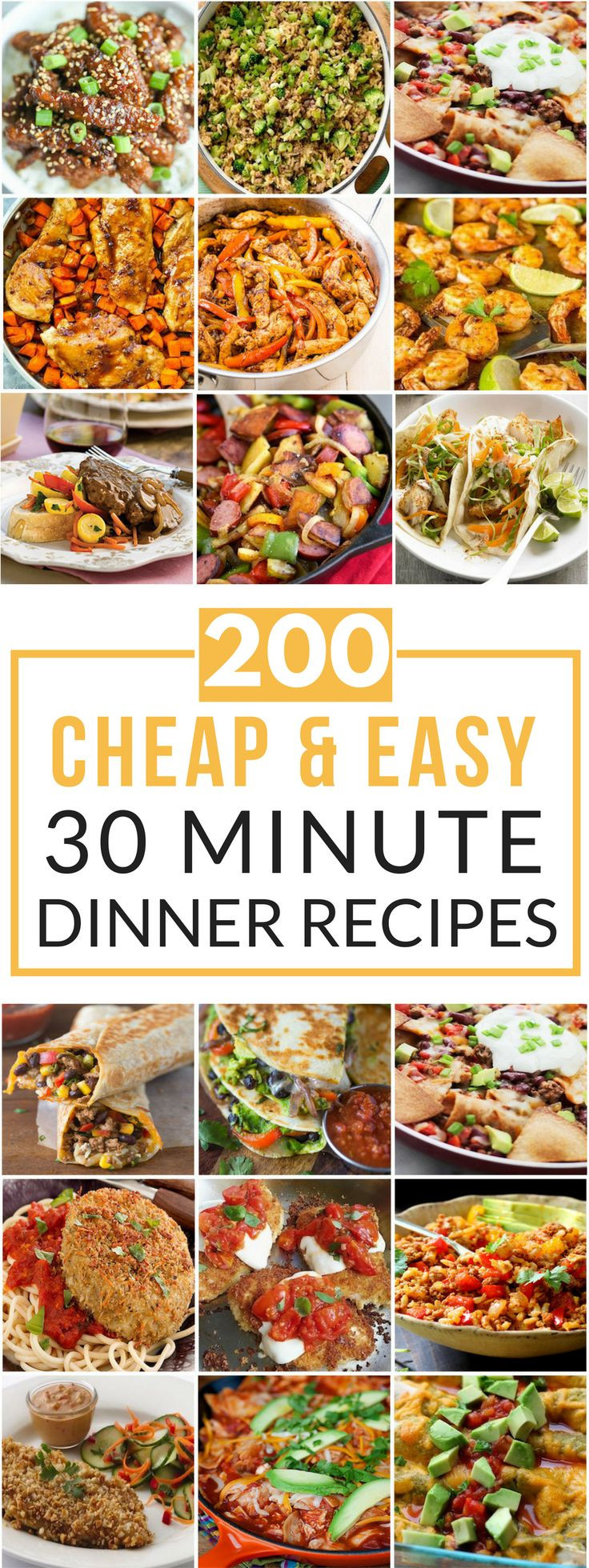 Cheap Healthy Dinners For 2  25 best ideas about Cheap meals for two on Pinterest