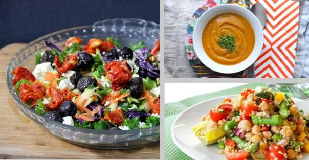 Cheap Healthy Salads  22 Cheap and Healthy Soup and Salad Recipes