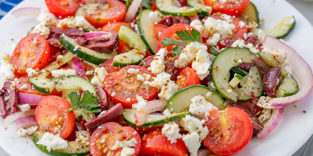 Cheap Healthy Salads  40 Healthy Dinner Salad Recipes Best Ideas for Healthy