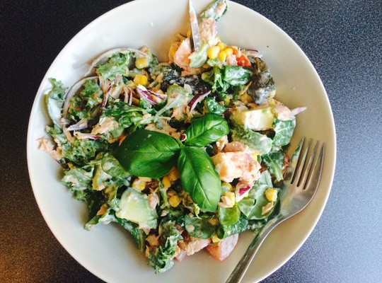 Cheap Healthy Salads  How to Make Healthy Easy and Cheap Tuna Salad Recipe