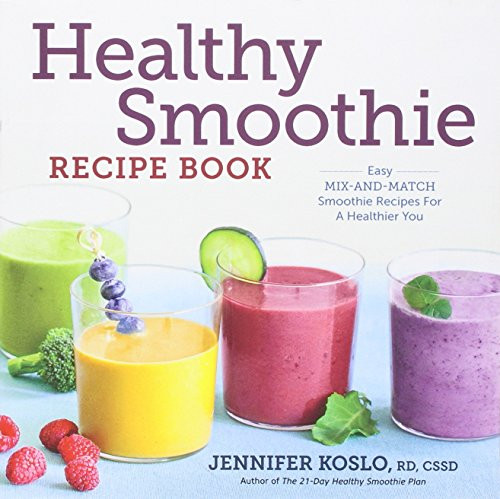Cheap Healthy Smoothies  Cheapest copy of Healthy Smoothie Recipe Book Easy Mix