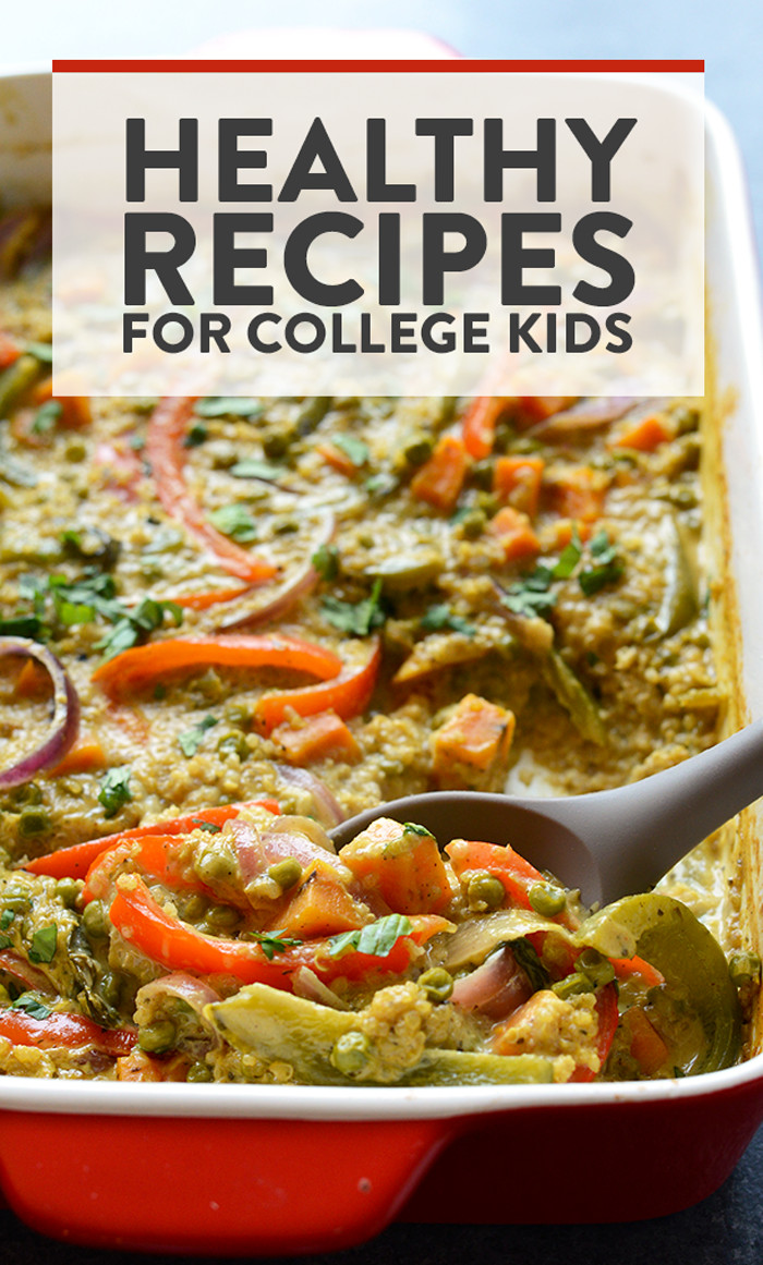 Cheap Healthy Snacks For College Students  Inexpensive Healthy Recipes For College Students
