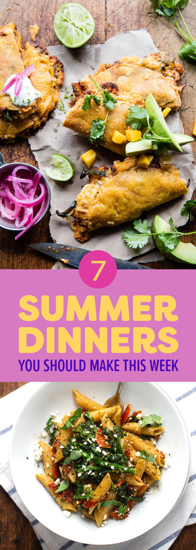 Cheap Summer Dinners  7 Summer Dinners You Should Make This Week