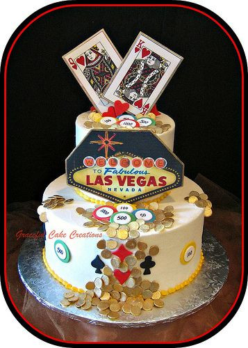 Cheap Wedding Cakes Las Vegas  22 best images about Las Vegas Wedding Themes on Pinterest