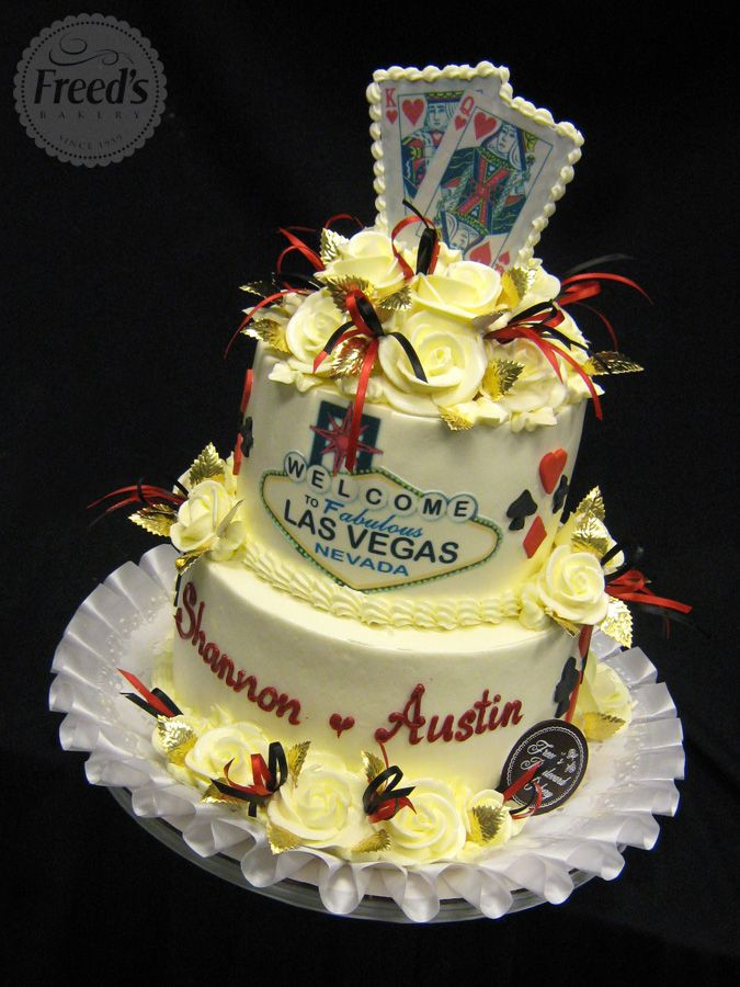Cheap Wedding Cakes Las Vegas  Inexpensive Wedding Cakes