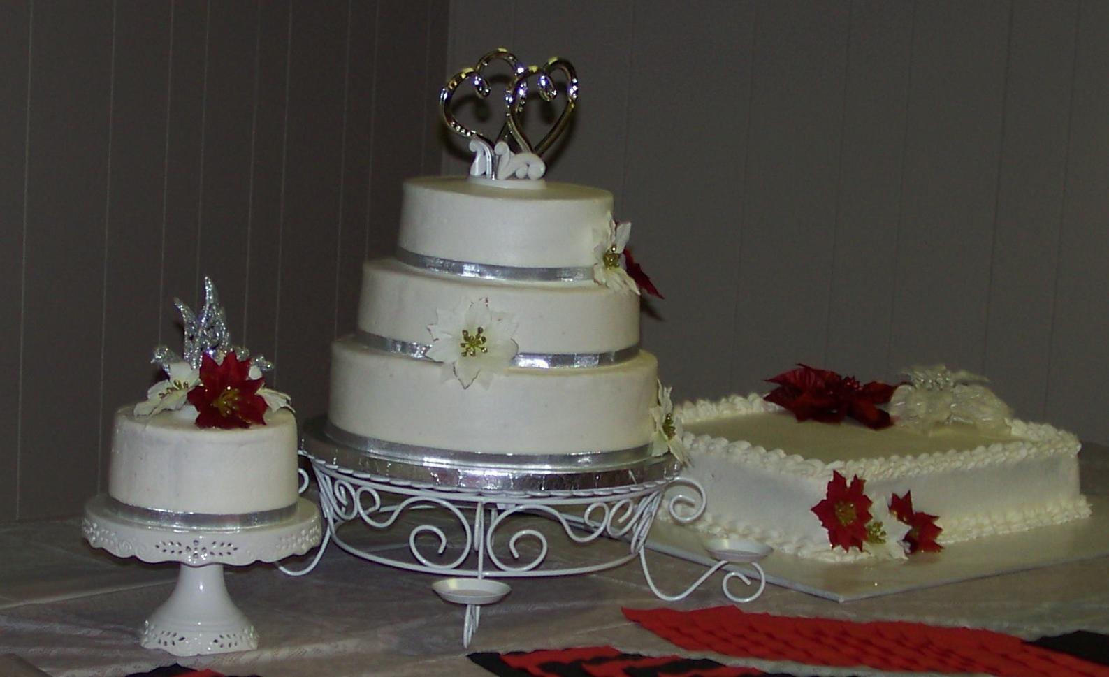 Cheap Wedding Cakes Walmart  Wedding cake from walmart idea in 2017