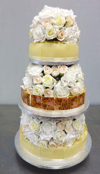 Cheesecake Wedding Cakes  The Bridal Cake Cheesecake Wedding Cake