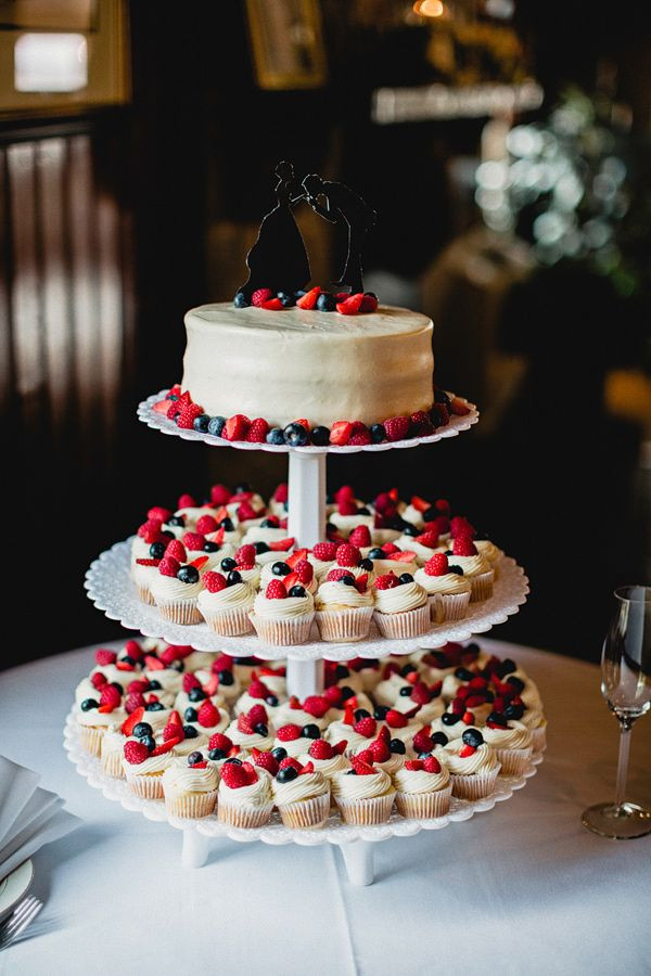 Cheesecake Wedding Cakes  47 Adorable and Yummy Cupcake Display Ideas for Your