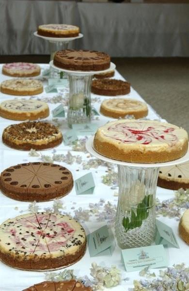 Cheesecake Wedding Cakes  Cheesecake Wedding Cakes & Ideas