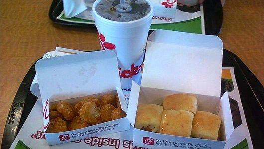 Chick Fil A Healthy Breakfast  Chick fil A s free breakfast offer What s the appeal