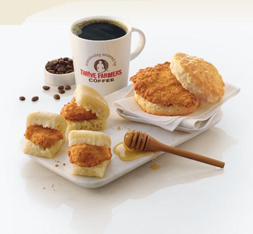 Chick Fil A Healthy Breakfast  FREE Breakfast item at Chick fil A