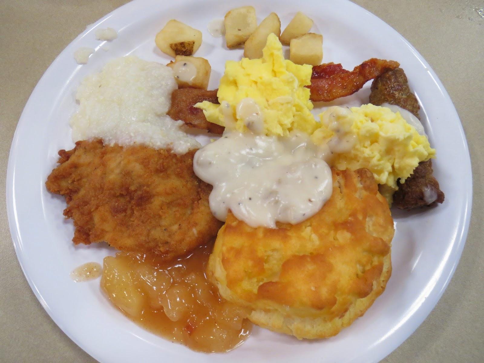 Chick Fil A Healthy Breakfast  A Chick Fil A Breakfast Buffet THE INTERNET IS IN AMERICA