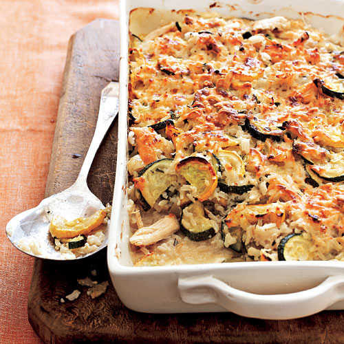 Chicken And Rice Casserole Healthy  Chicken and Rice Casserole Healthy Chicken Casseroles