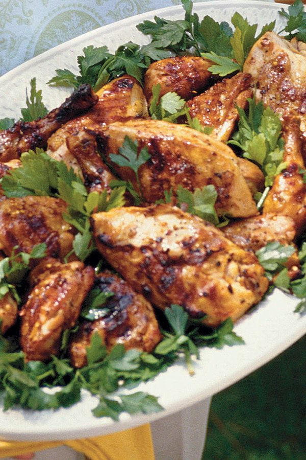 Chicken For Easter Dinner  Lexington Style Grilled Chicken Classic Main Dishes for